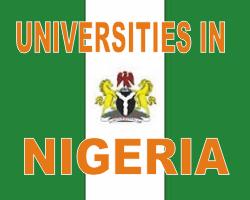 nigeria universitis