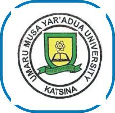 Umaru Musa Yar'adua University, UMYU logo