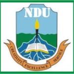 NDU 2015/16 Postgraduate Admission Form is Now on Sale