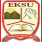 EKSU Pre-Degree Form in [Education & Agric Sc. Options] 2016 /17