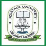 Fountain University, Osogbo 2016/17 School Fees Schedule