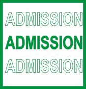 Latest Admission