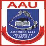 AAU Ekpoma Postgraduate Admission Application Form – 2017/18